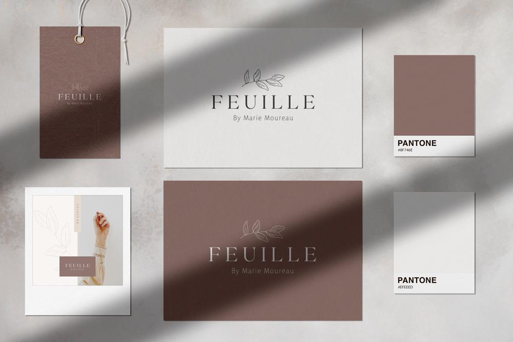 Feuille Branding