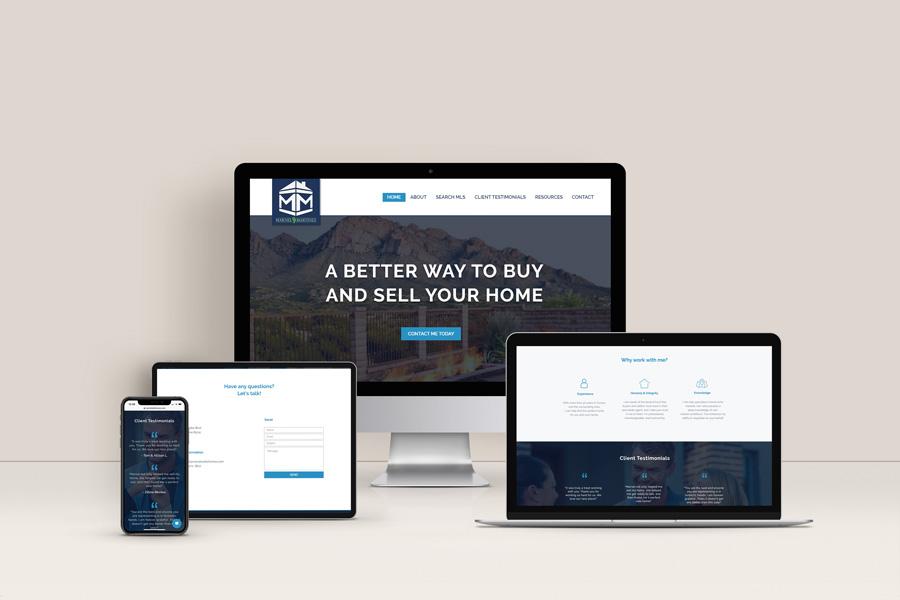Marnel Martinez Web Design